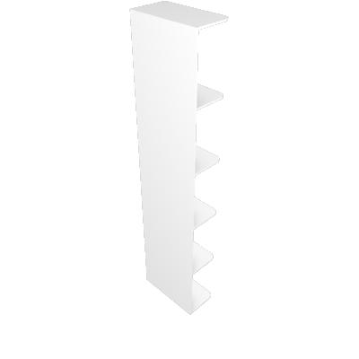 Cantoneira Direita 30cm
