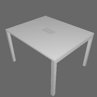 Mesa Plataforma Modular 1000mm x 1200mm