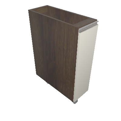 Balcão 200mm 1 Porta (3687)