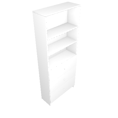 Bookcase 12