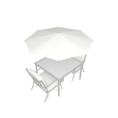 Table with Chairs 01