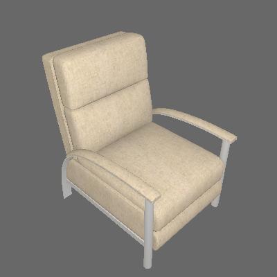 Reclining Seat 07