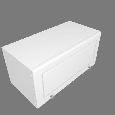 Aéreo Baixo 700mm 01 Porta (322651)