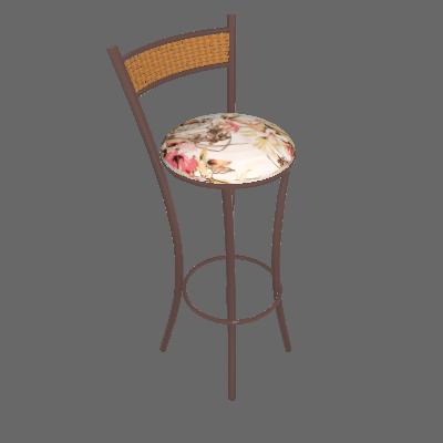 Banqueta Brocolleli Alta Ratam - Mobly