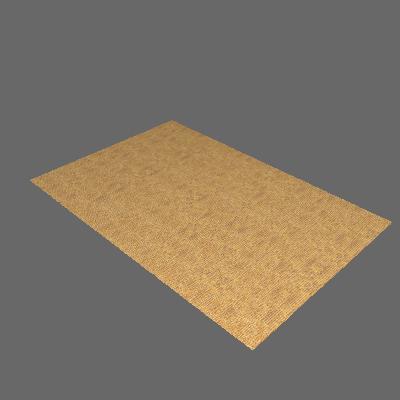 Tapete Essential II 200x300 cm Camelo Apaeb - Sisal