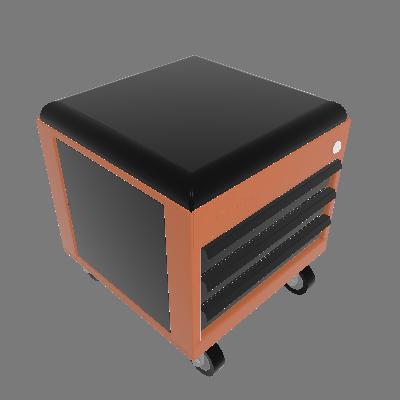 Caixa cargobox comfort (44952/700)