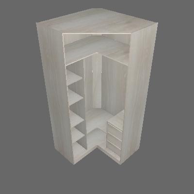 Roupeiro Canto Closet 1118mm (19)