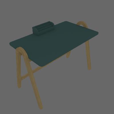 Escrivaninha Ringo Verde - Maxima