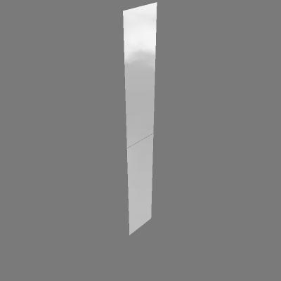 Kit 2 Espelhos Porta de Giro