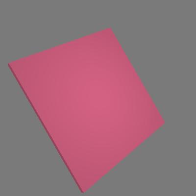 Tinta Acrílica Fosca Standard Rosa Pink 2.5L Luxens (89713750)