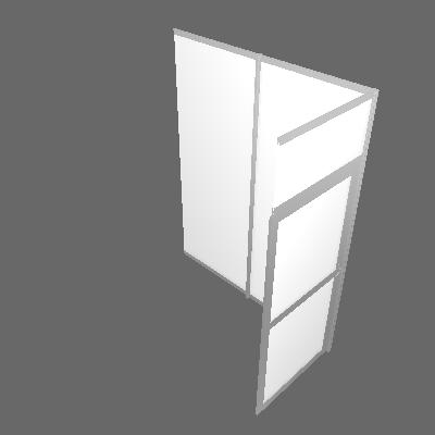 Réserve de 2 m² (R2M²-BLANC)