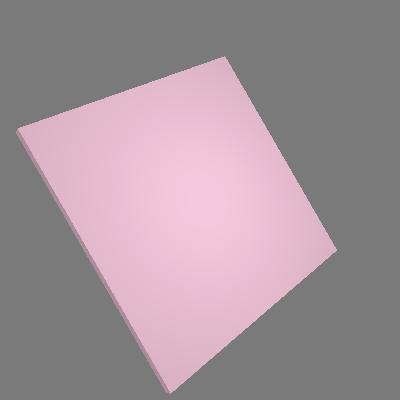 Tinta Acrílica Fosca Standard Rosa Romântico 2.5L Luxens (89713526)
