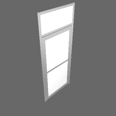 Porte Modulaire (PM-BLANC)