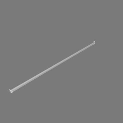 Kit Tubo Cabideiro Oblongo Área de Serviço 1192mm