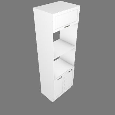Coluna 2 Fornos 3 Portas 70cm (G26755)