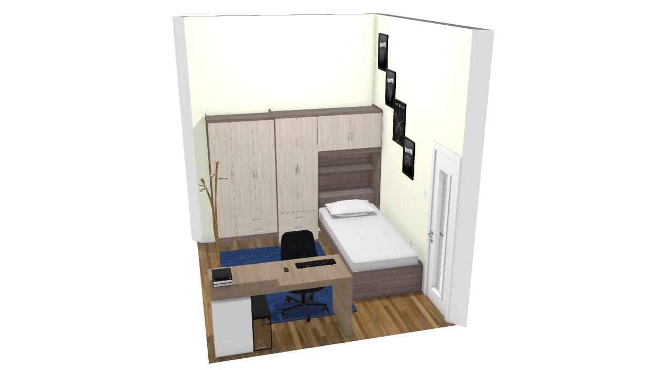 modificação do quarto