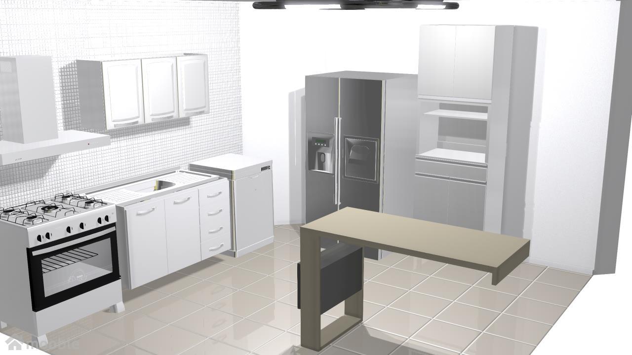 cozinha jamaris c/lava louça
