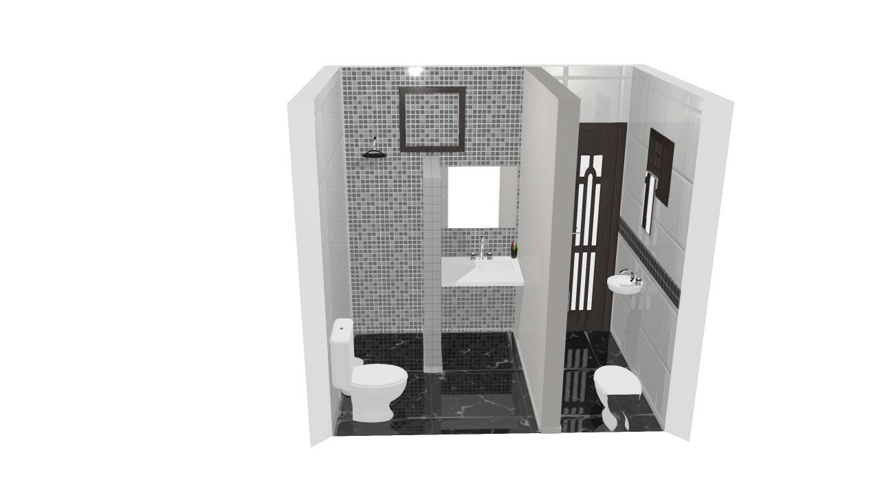 banheiro sala