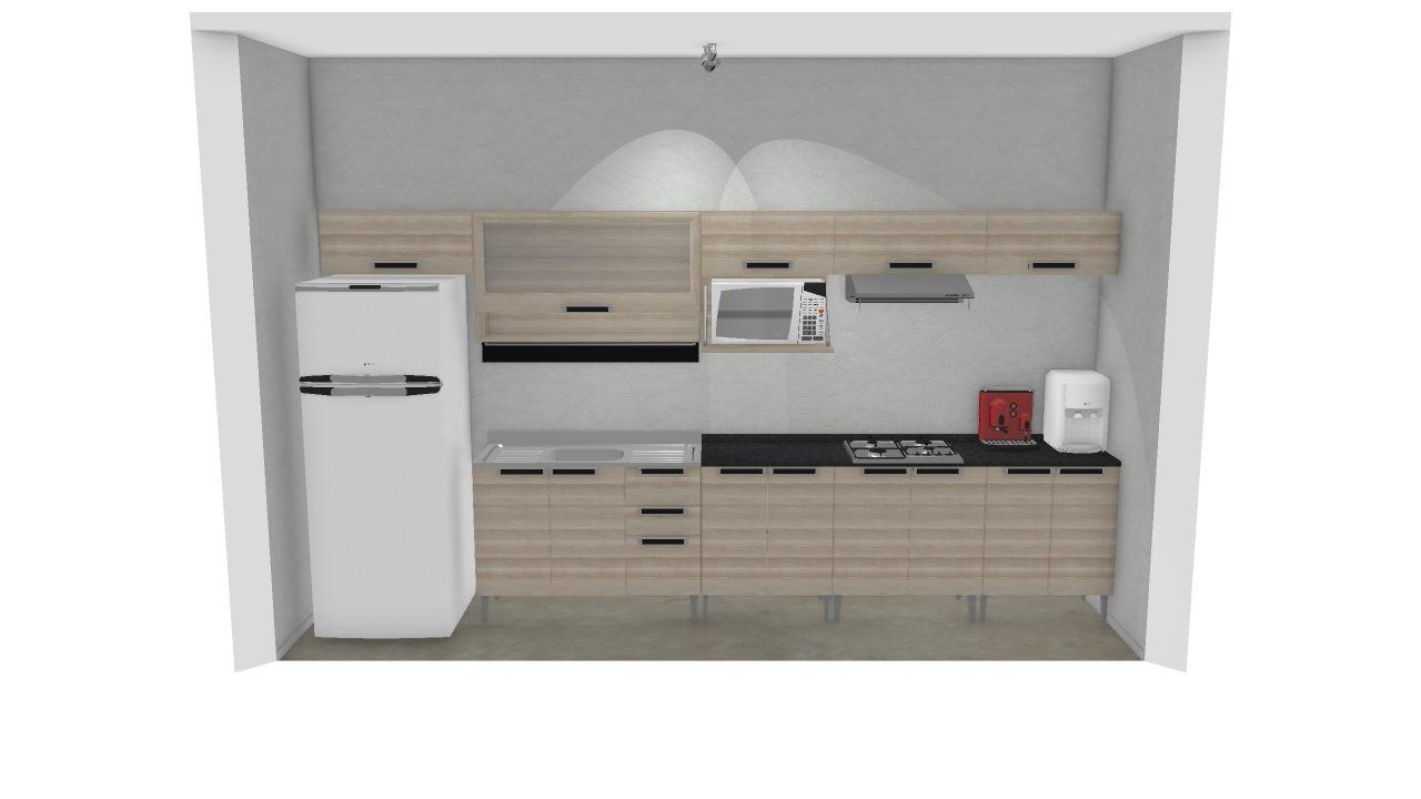 Projeto Cozinha Leni
