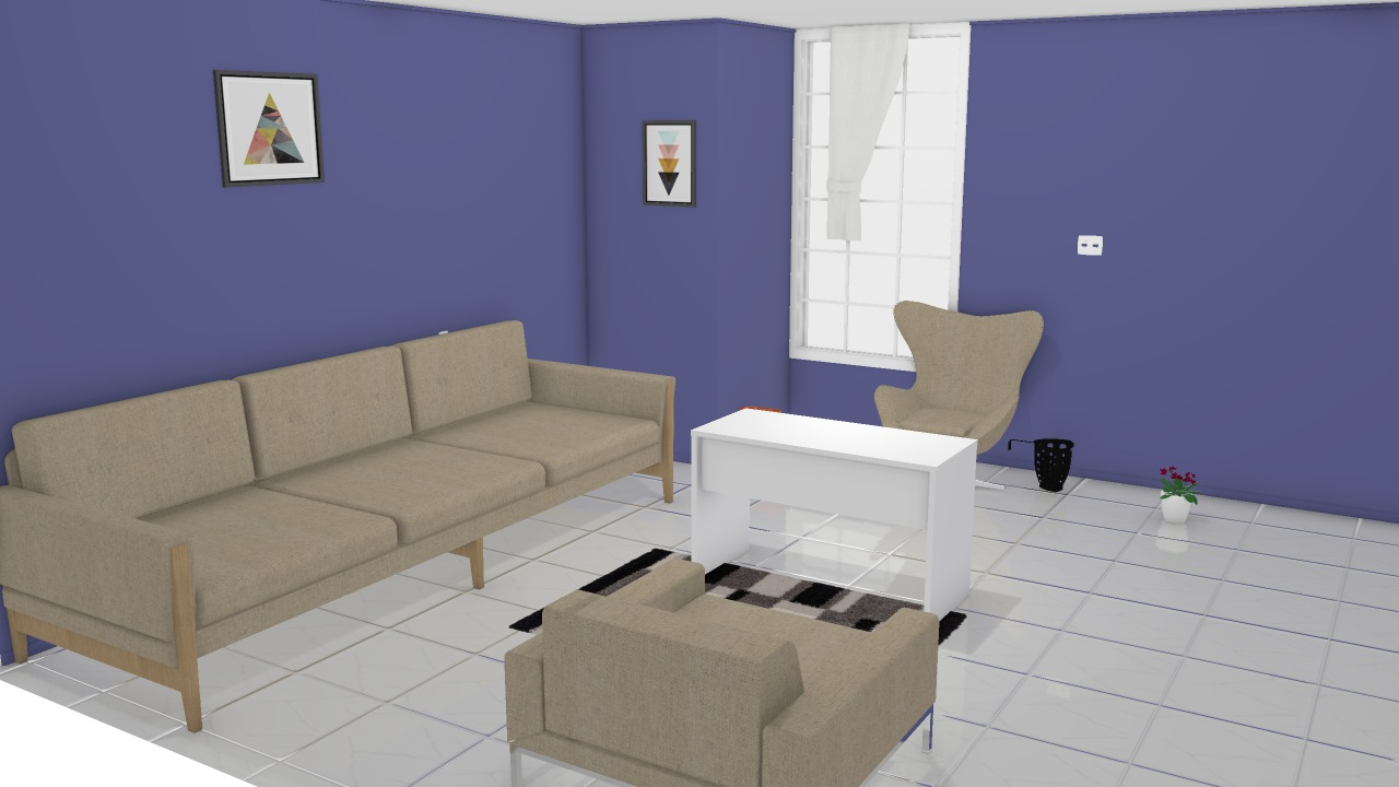 Meu projeto sala comecial