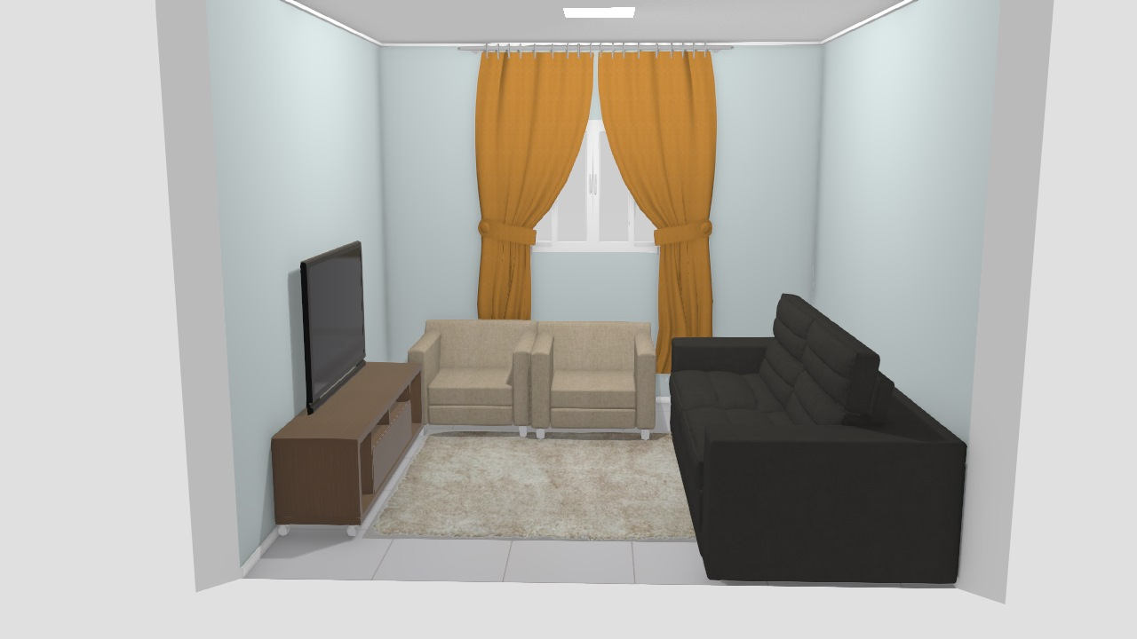 Sala  cliente Mayquele