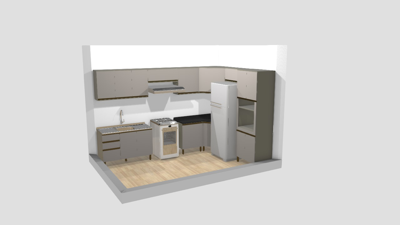 cozinha zeze