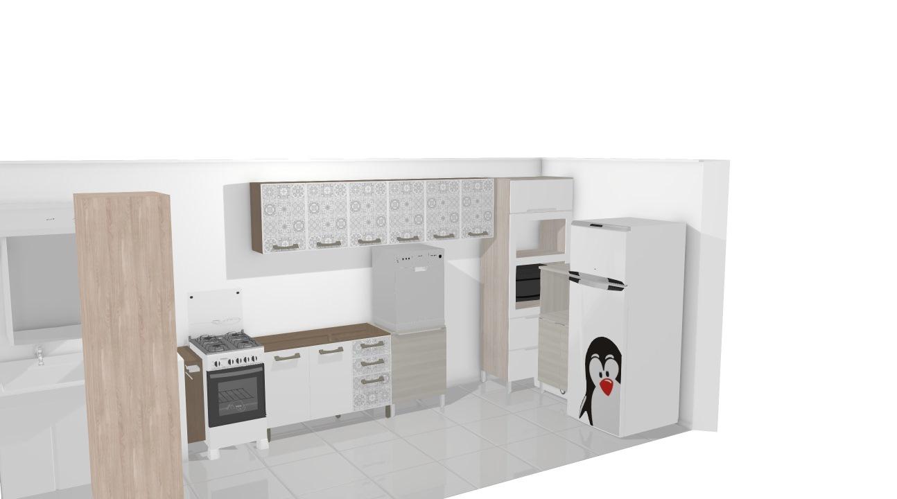 cozinha modelo