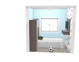 Dormitório filho Lucinéia