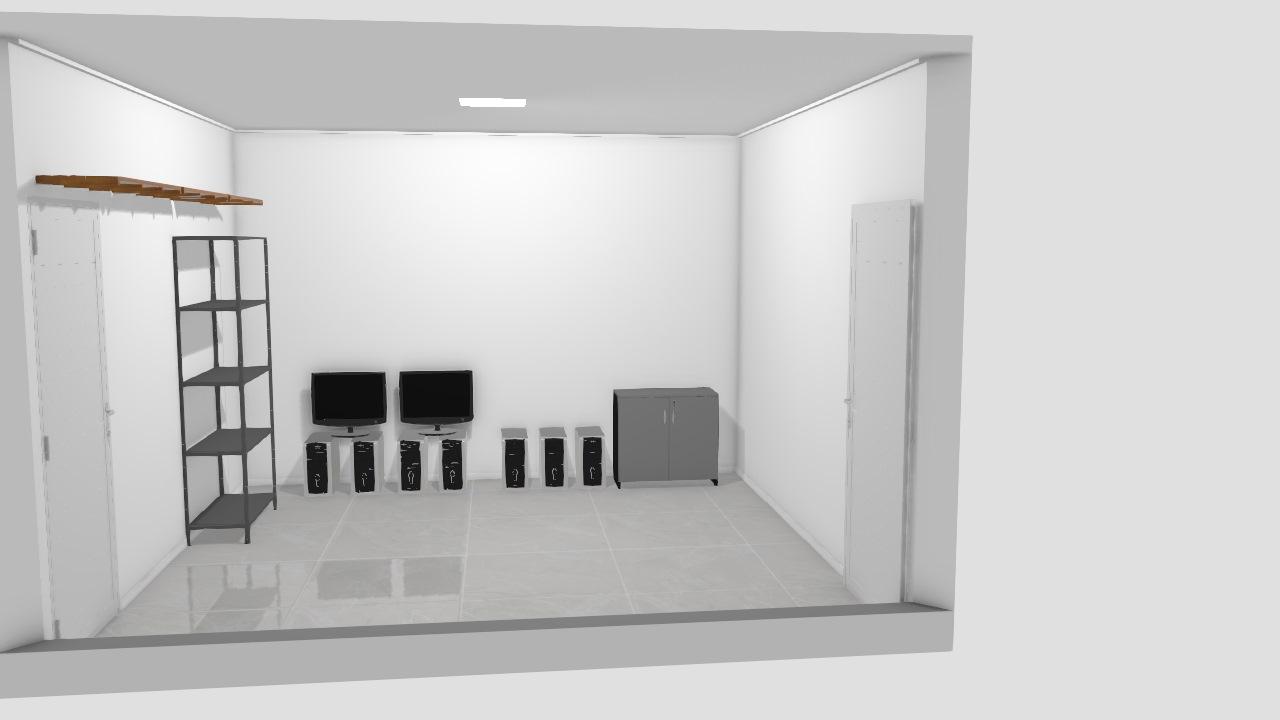 Ante sala Datacenter