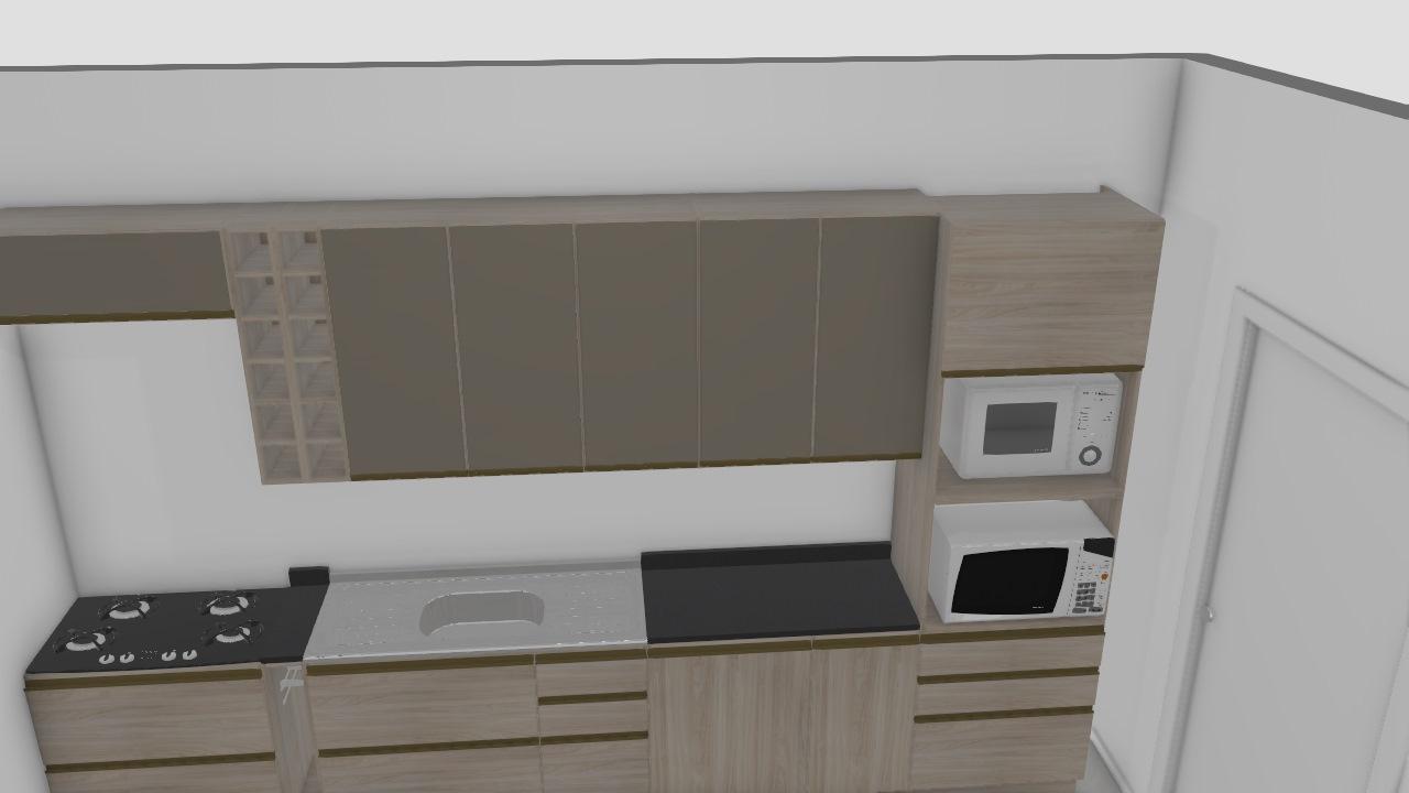 projeto cozinha Residencial anita (kelli)