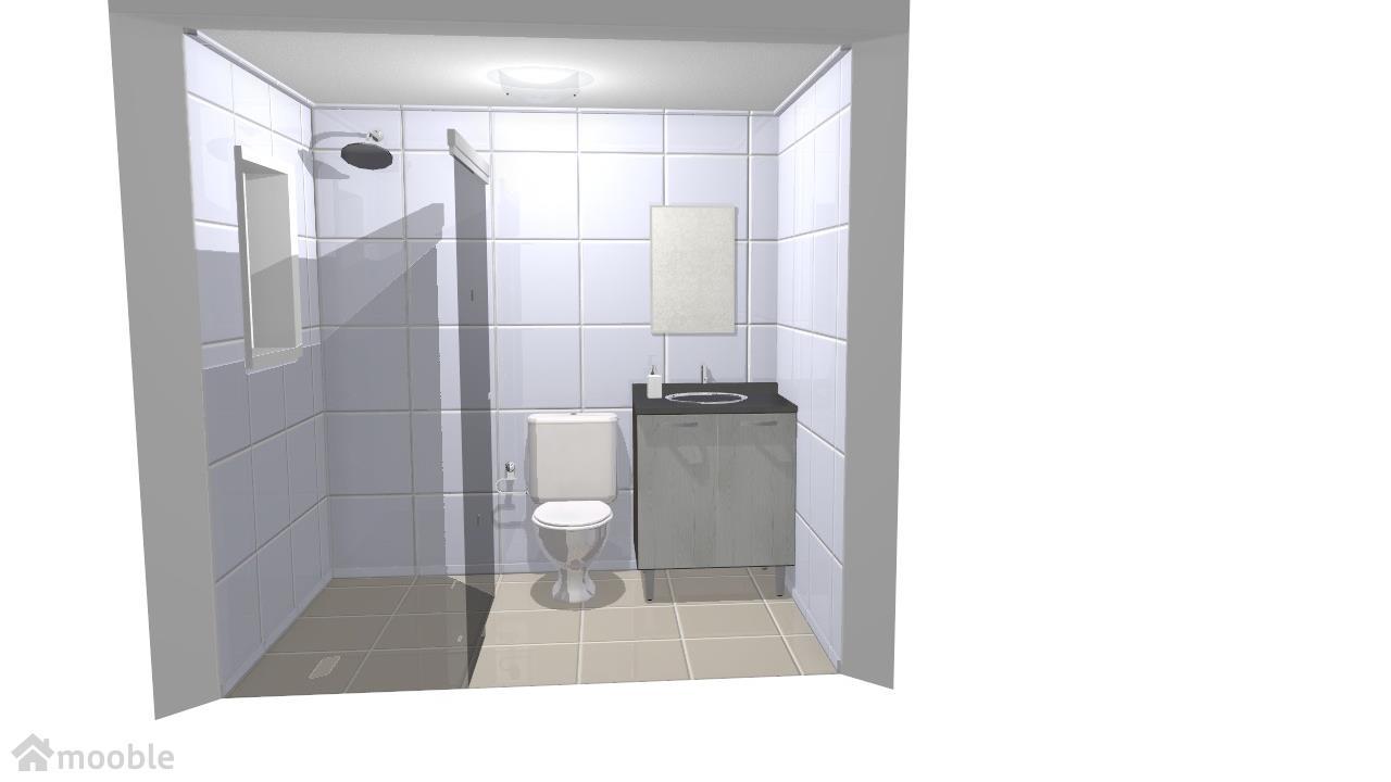 Meu projeto no Mooble banheiro