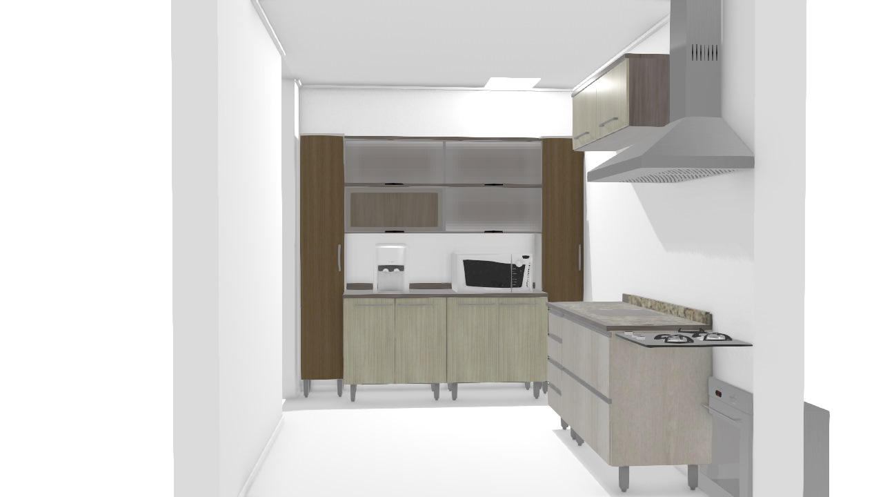 Meu projeto Móvel Cozinha Luciane