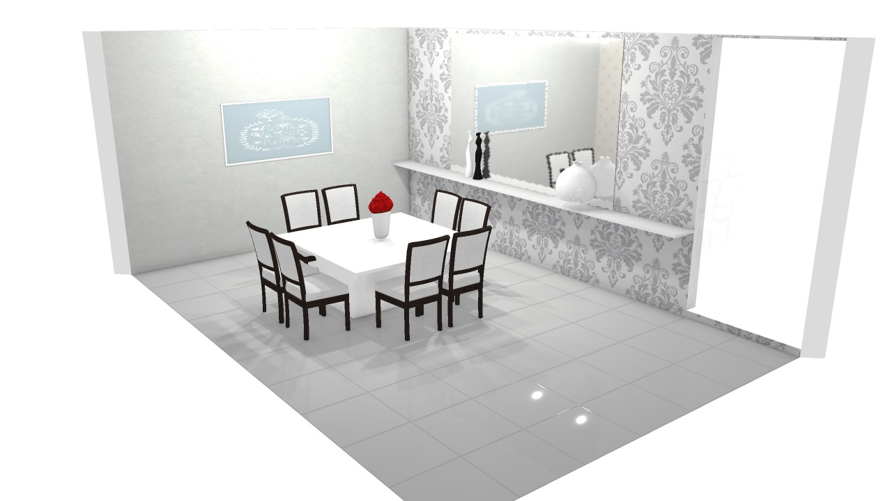 Sala jantar Mairiporã