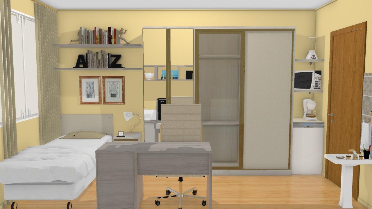 Dormitório Mira
