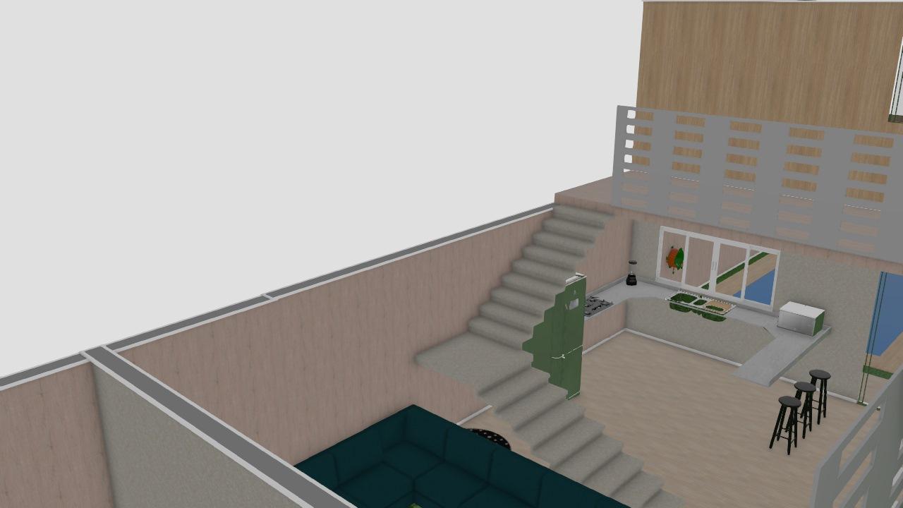 Casa de Guarapa - 2 andares