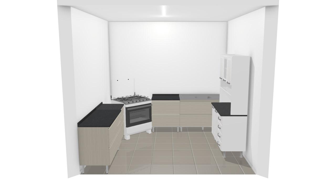 Cozinha em Jaguaripe - Nova