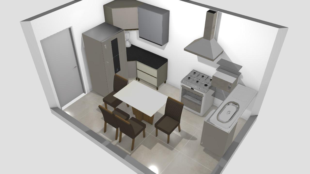 Cozinha da Leka