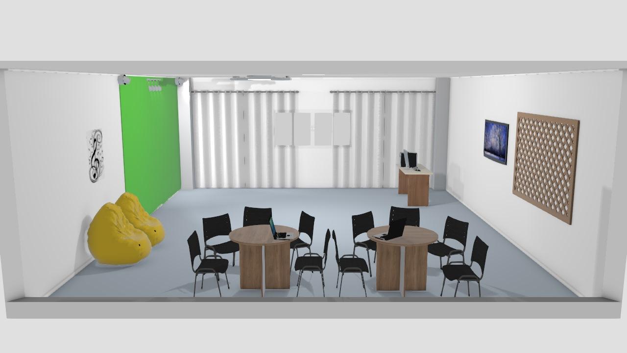 Laboratório comunicação
