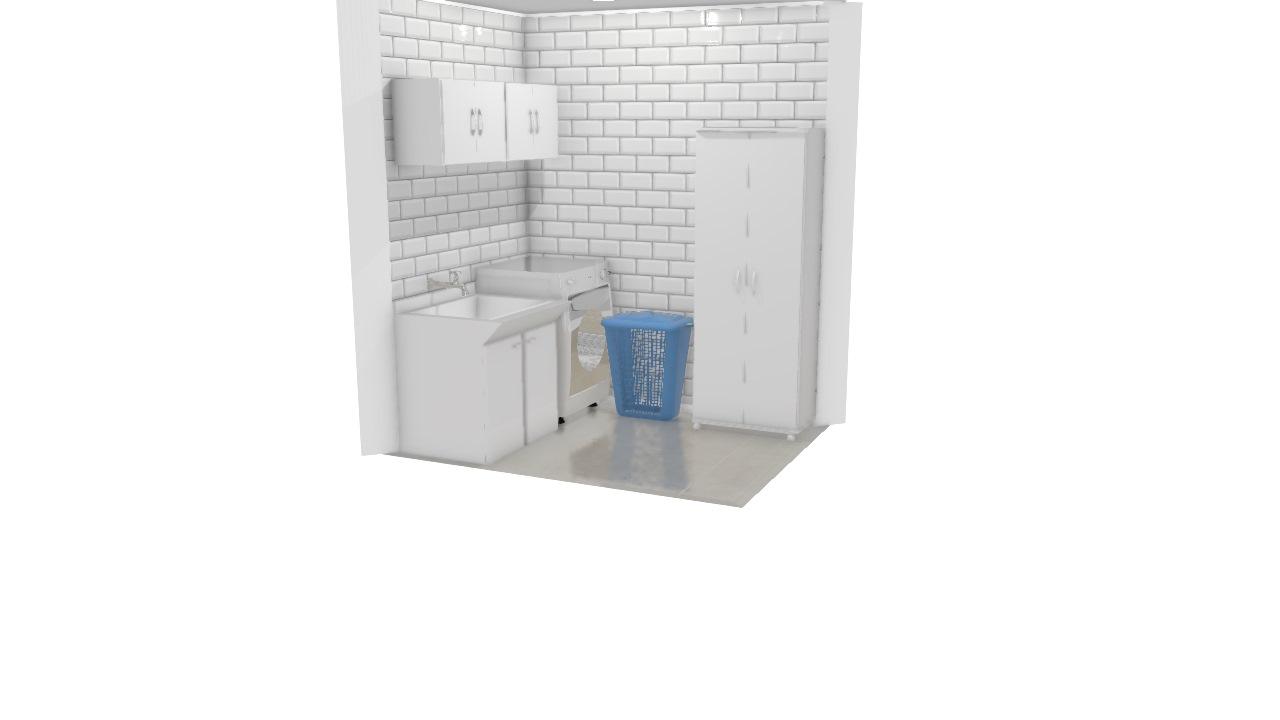 lavanderia  Meu projeto no Mooble