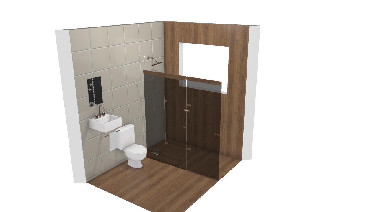 Meu projeto no Banheiro 2