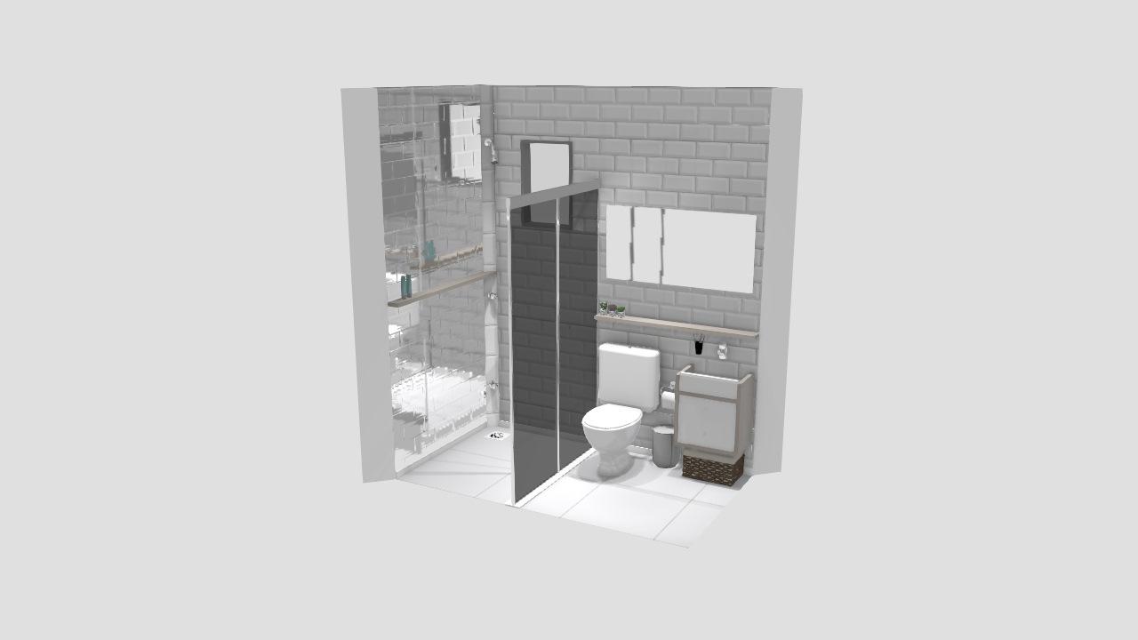 Banheiro Simples #1