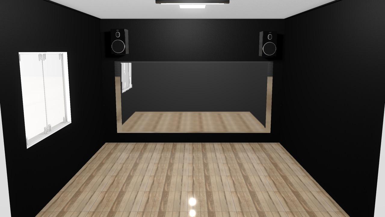 salão danças