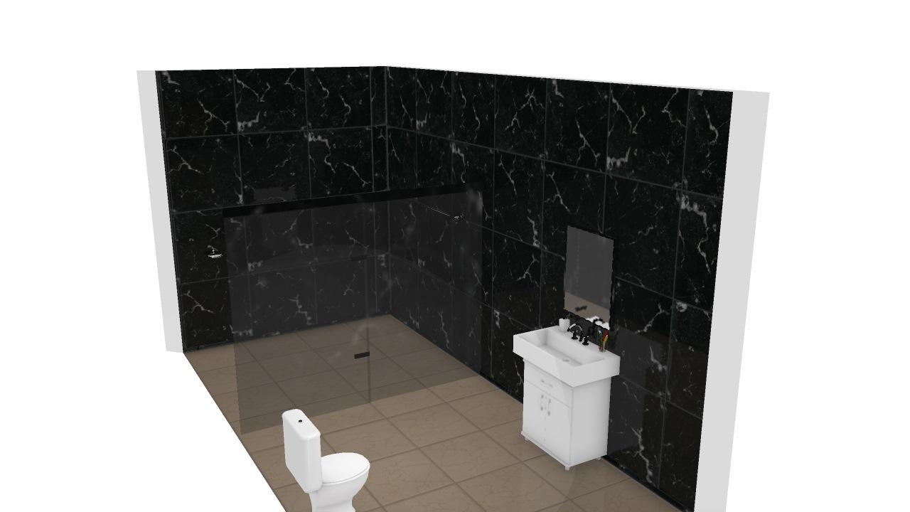 Projeto do Banheiro