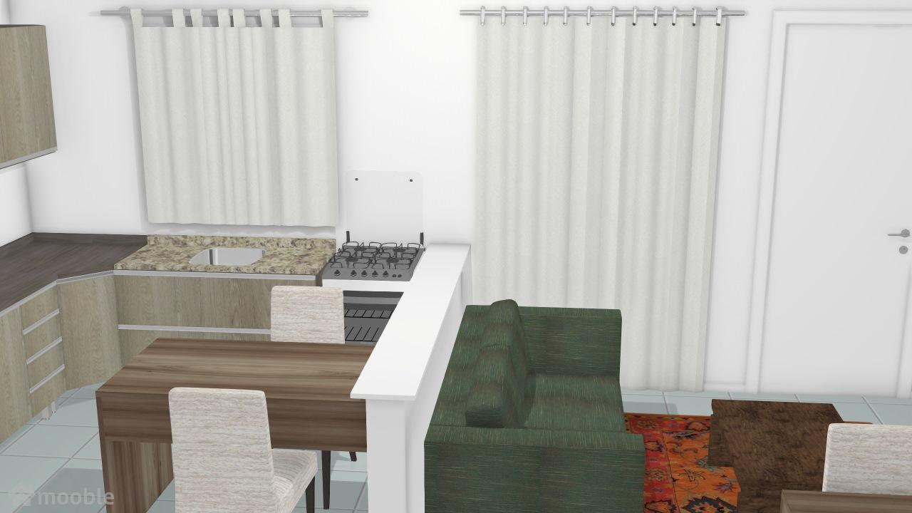 Sala/Cozinha Pri e Edu 5