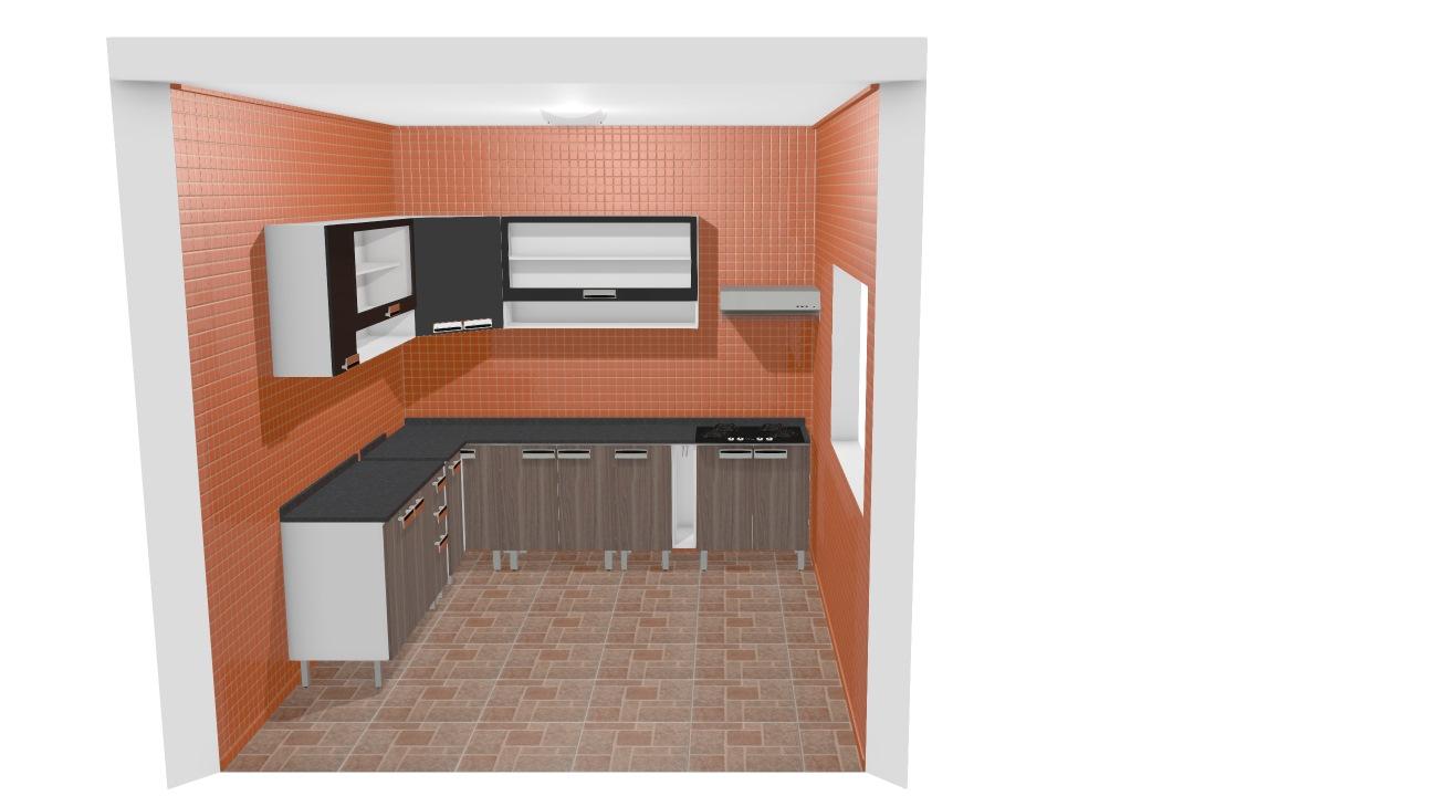 projeto cozinha itatiaia