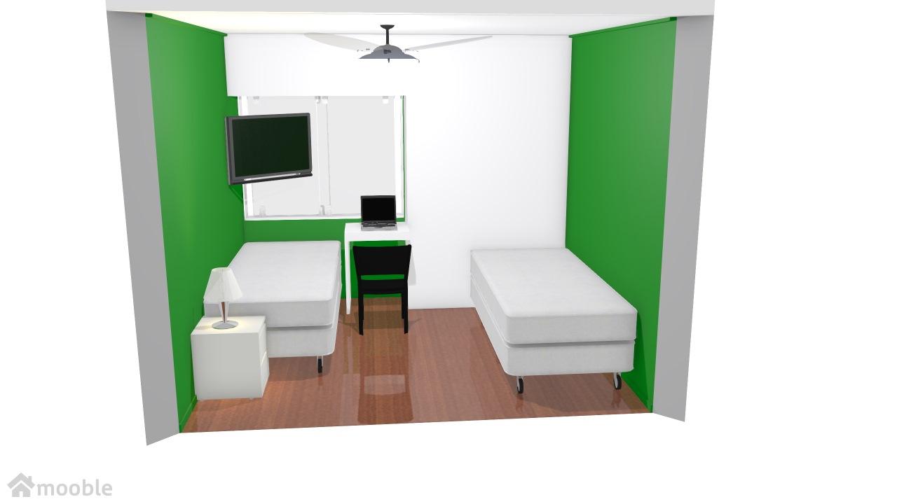 Primeiro projeto quarto