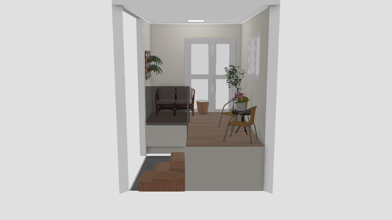 2 Sacada da suite de casal - designer Graziela Lara