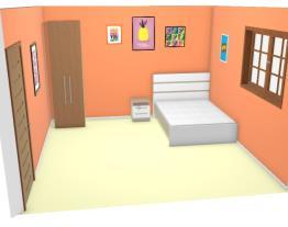 quarto de camila