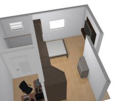 Suite com escritorio