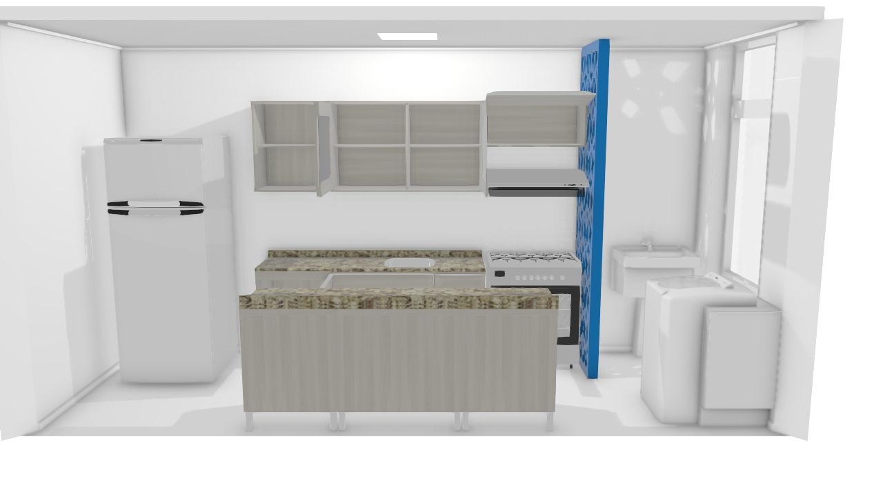Cozinha - Forno Embutido